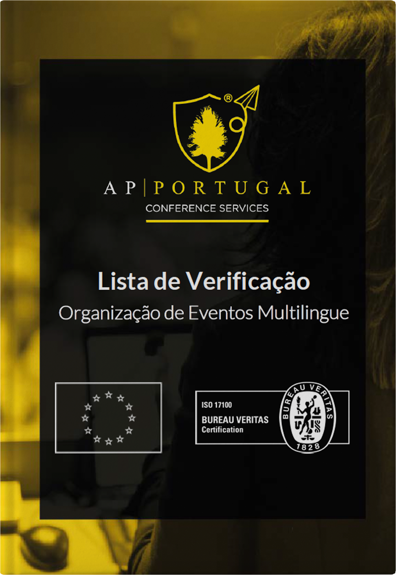 lista de verificacao organizacao de eventos multilingue